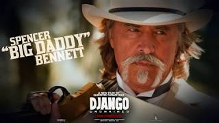 DJANGO UNCHAINED - SOUNDTRACK PLAYLIST