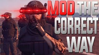 How To Effectively Become A Modder In GTA Online