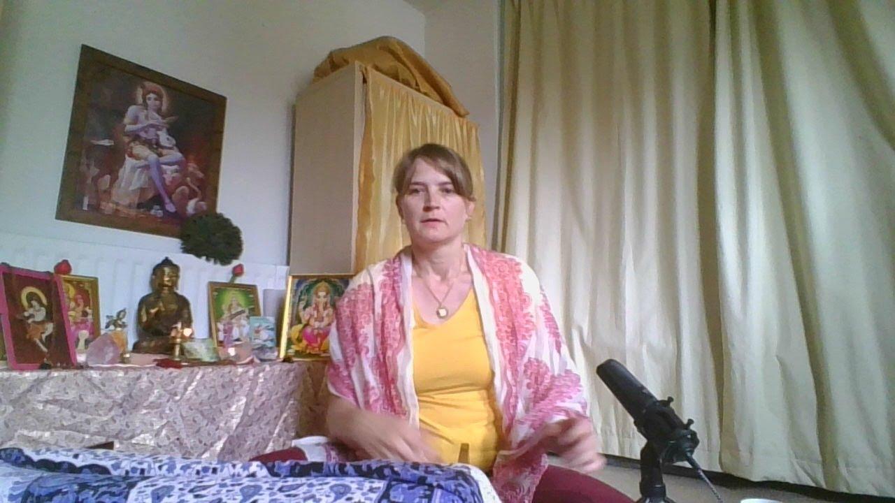 Meditation, Chanting & Prayers with Emma Brown