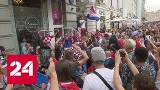 Москва готовится к большой футбольной развязке - Россия 24