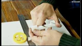 Repeat youtube video Изготовление зимней удочки. Мастерская рыбка 33