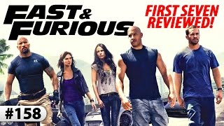 FAST & FURIOUS -- Reviews Of ALL 7 Films...