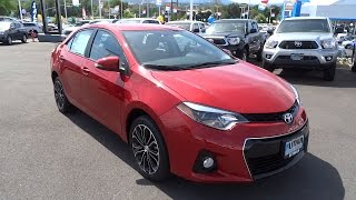 2015 TOYOTA COROLLA Northern California, Redding, Sacramento, Red Bluff, Chico, CA FC368859