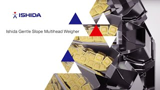 Ishida Gentle Slope Multihead Weigher for Fragile Products