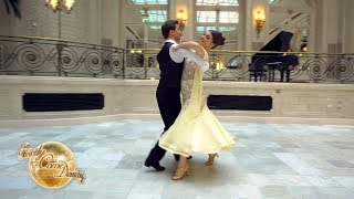 How To Dance The Perfect Quickstep - It Takes Two 2017 - BBC Two