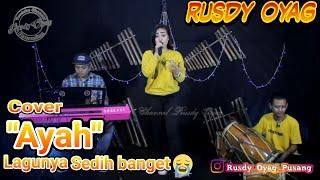 Ayah Broery cover - Rusdy Oyag voc Ayu Rusdy