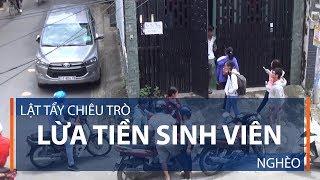 Lật tẩy chiêu trò lừa tiền sinh viên nghèo | VTC1