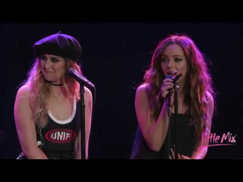 Little Mix - Shout Out To My Ex (MTV Live Stream 2016)