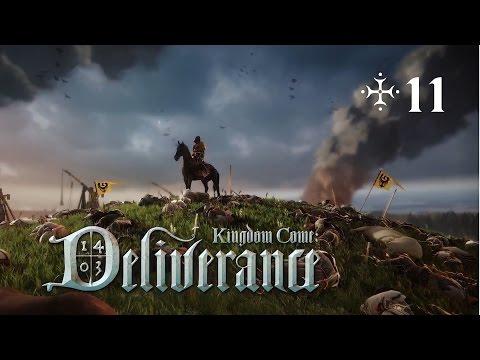 Kingdom Come: Deliverance - Episode 11 - Finishing what we missed