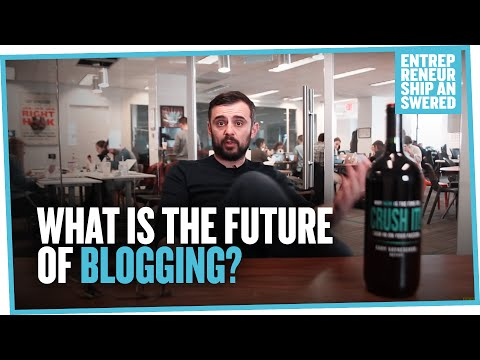 What is the Future of Blogging?
