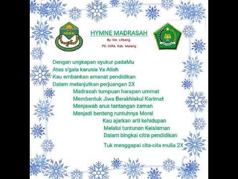 Hymne Madrasah Instrumen satu kali putaran