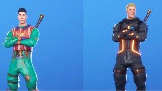 Unmask Fortnite Skins (New Glitch In Locker)