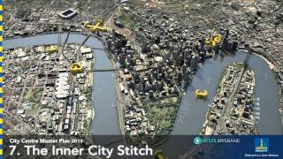 Brisbane City Centre Masterplan - Stamford Brisbane