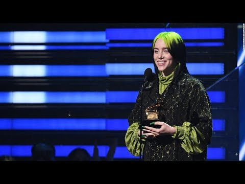 Billie Eilish has a history-making night at the Grammys - CNN