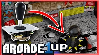 Arcade1Up Mods - Sanwa Upgrade Street Fighter, Mortal Kombat | Console Kits