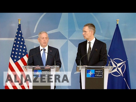 US to NATO: Pay more or we will reduce support