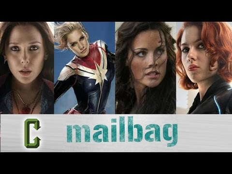Collider Mail Bag - Why There Aren