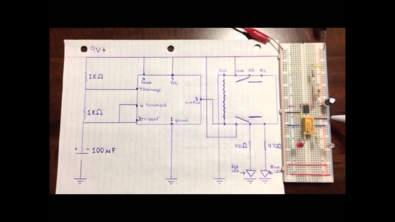 12v Switch And Relay Wiring