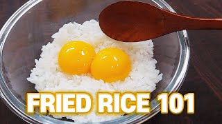 5 Minute Easy Fried Rice