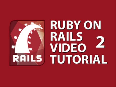 Ruby on Rails Tutorial 2