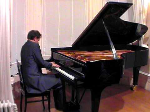 Enrico Pace - Mendelssohn - Fantasia Fis kl - opus 28 - presto