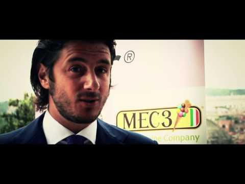 Gelato World Tour Roma - Gian Maria Emendatori's Interview