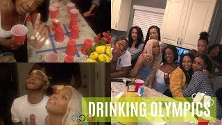 GAME NIGHT VLOG: LIT EDITION *MUST WATCH* | LUXLIFE