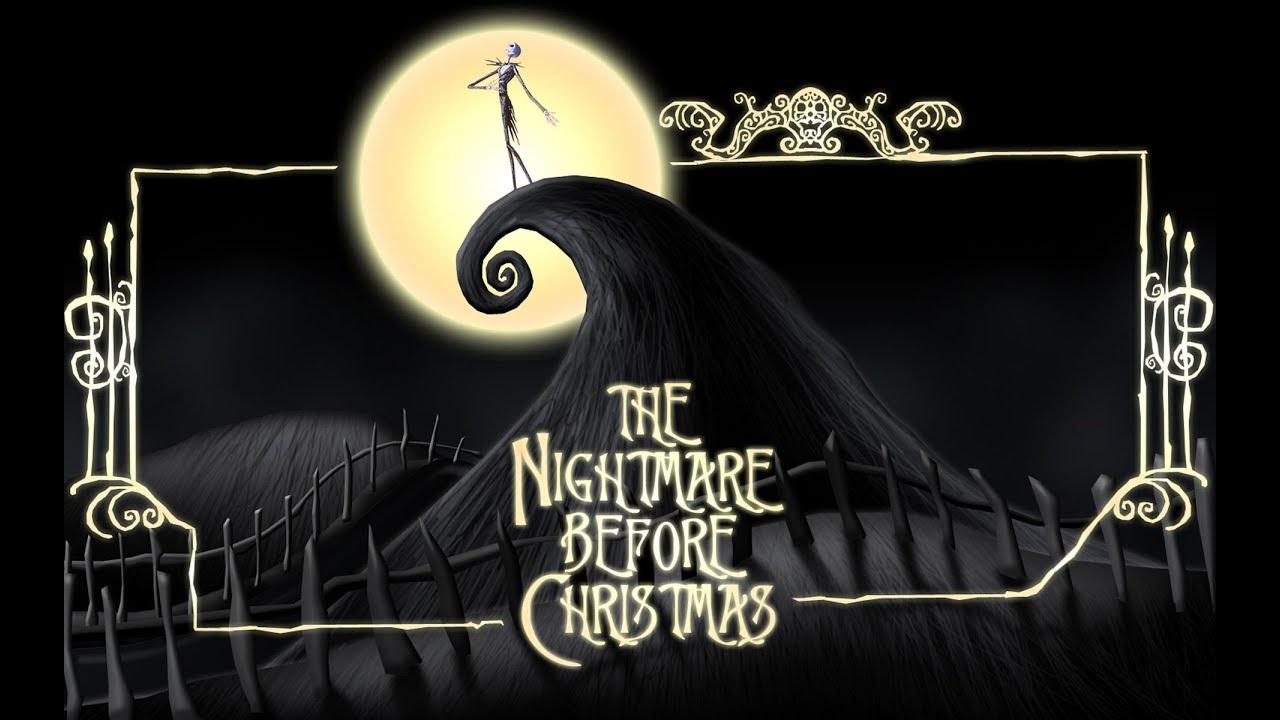 NIGHTMARE BEFORE CHRISTMAS - Poor Jack (KARAOKE) - Instrumental with ...