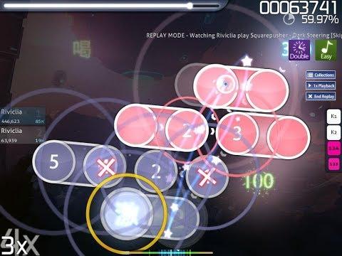 Squarepusher - Dark Steering [Nuclear] (Cut diff) +EZ,DT
