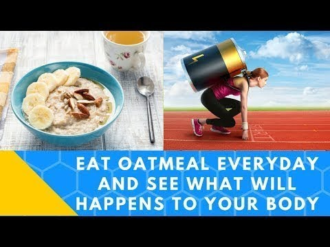 Oatmeal: Nutrition Facts and Health Benefits