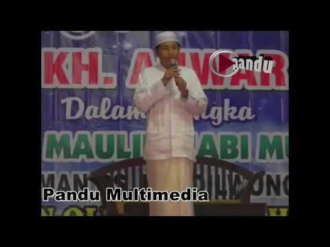 Pengajian KH Anwar Zahid Tata Krama dalam Hubungan Suami Istri