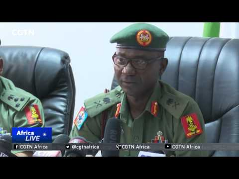 Nigeria's military spokesperson denies coup plot rumours