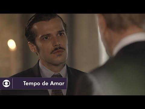 Tempo de Amar: capítulo 49 da novela, quarta, 22 de novembro, na Globo