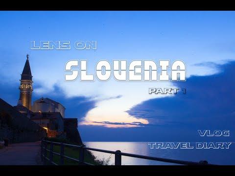 PART 1-3 -VLOG- SLOVENIA  [HINDI WITH ENG SUBS]