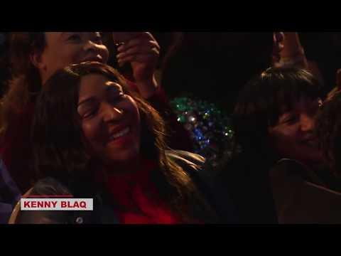 Kenny Blaq at AY Live in London 2017