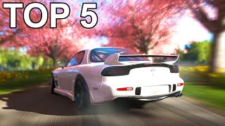 TOP 5 DRIFT GAṀES 2020 | PC | XBOX | PS4 |