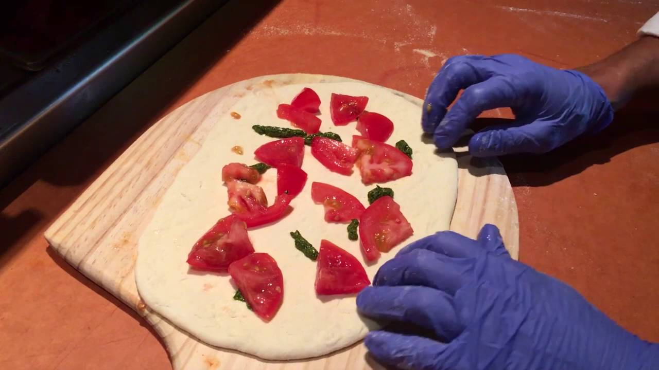 Kitchen Clips Making Flatbread Pizza At The Farm Table In Bernardston