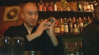 Tokyo monk bar offers cocktail of booze and Buddhism