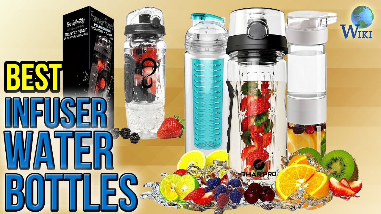 10 best infuser water bottles 2017 youtube. Black Bedroom Furniture Sets. Home Design Ideas