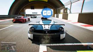 GTA V Online PC   Corrida Acrobática   Queda Livre II