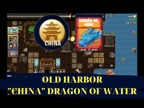 DIGGY'S ADVENTURE OLD HARBOR (CHINA DRAGON OF WATER)