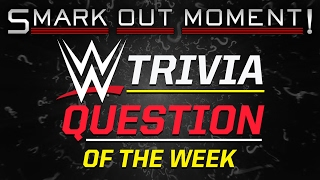 WWE Pro Wrestling Trivia Question of the Week, IWC Outreach & More (Smack Talk 272 Rest Hold)