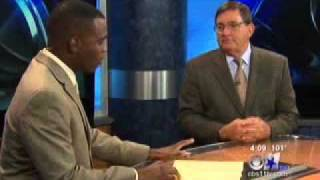 KTVT CBS 11: Burgess Discusses Immigration, Health Care Reform