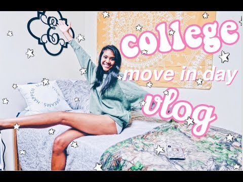 COLLEGE MOVE IN VLOG: SORORITY HOUSE | Middle Tennessee State University