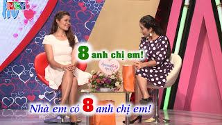 Anh chàng không thích bạn gái mặc đồ đỏ vì... chói | Minh Thuận - Thị Ngọc | BMHH 91