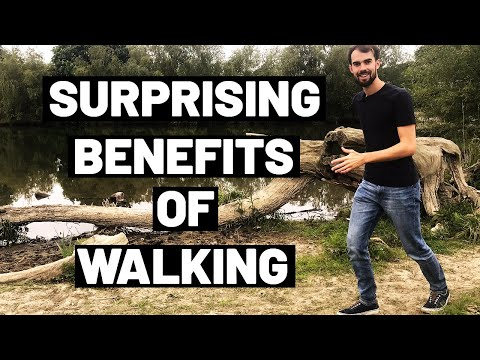 5 Surprising Health Benefits of Walking (And Why You Should Do It Everyday) According To Science