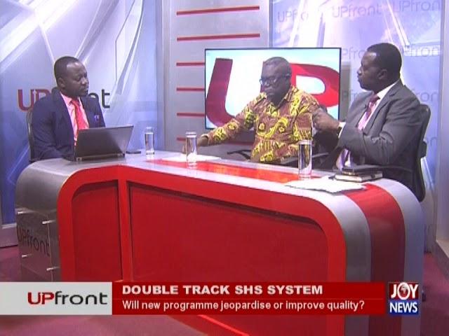 Double Track SHS System - UPfront on JoyNews (16-8-18)