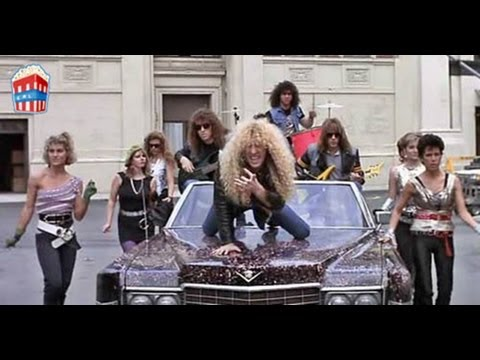 """TWISTED SISTER-CAMEO IN THE MOVIE """"PEE-WEE'S BIG ADVENTURE"""""""