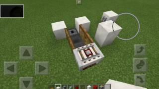 Cara membuat kompor yang bisa mateng di minecraft pe