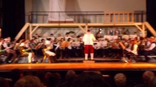 La Caecilia de Paliseul - Noël 2012 : Roméo et Juliette (extrait2)